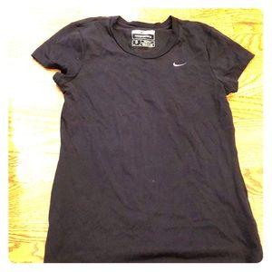 Nike sport black T-shirt